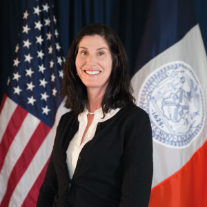 Angela Licata, Deputy Commissioner of Sustainability, NYC Department of Environmental Protection