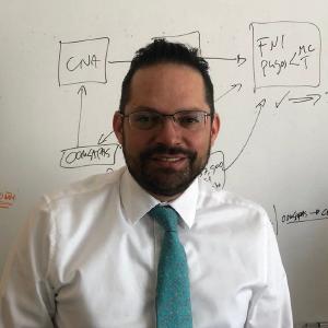 Carlos Puente, Director of Water, Energy and Environmental Projects, FONADIN / BANOBRAS