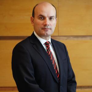 Jorge Cantallops, Director de estudios y políticas de Cochilco