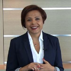 Helena Castañeda, Water Specialist, CAF