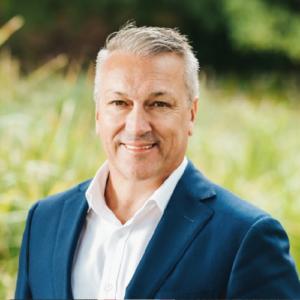 Pat McCafferty, Managing Director, Yarra Valley Water, Australia