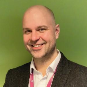 Rob Shaw, Head of Asset Intelligence, Anglian Water, UK
