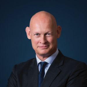 Bruce Smith, Forecasting and Planning Director, Emirates Water and Electricity Company, Abu Dhabi