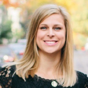 Caitlin Berretta, Sustainability and Government Affairs Manager, Evoqua