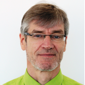 Frank Rogalla, Innovation and Technology Director, Aqualia