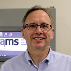 Rick Bacon, CEO, Aqua Metrology Systems