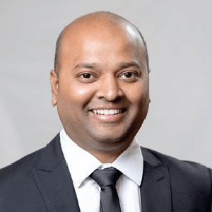 Vetrivel Dhagumudi, Global Water Program Leader, Kimberly-Clark